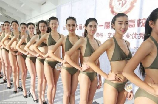 Temuduga Pramugari Di China Ini Penuh Skandal Dan Memalukan