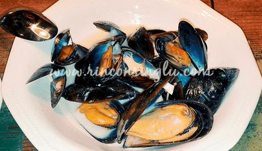 Taberna El Chef del Mar plato sin gluten