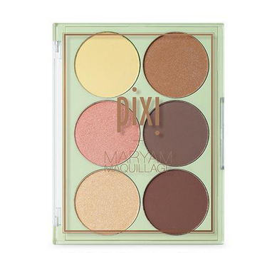 Shelley Plummer, Polarbelle, beauty blog, beauty blogger, interview, First Look Fridays interview series, Pixi Beauty x MaryamNYC Strobe & Sculpt Palette