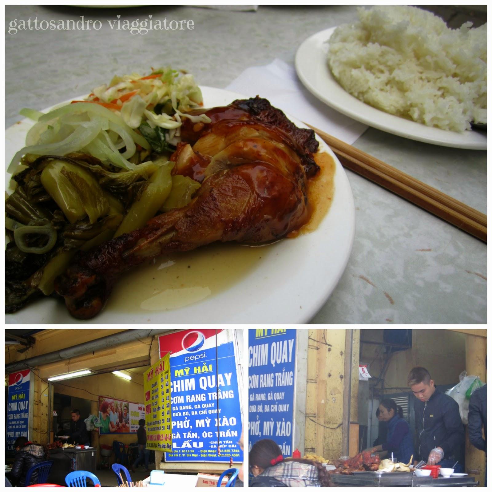 Pranzo vietnamita