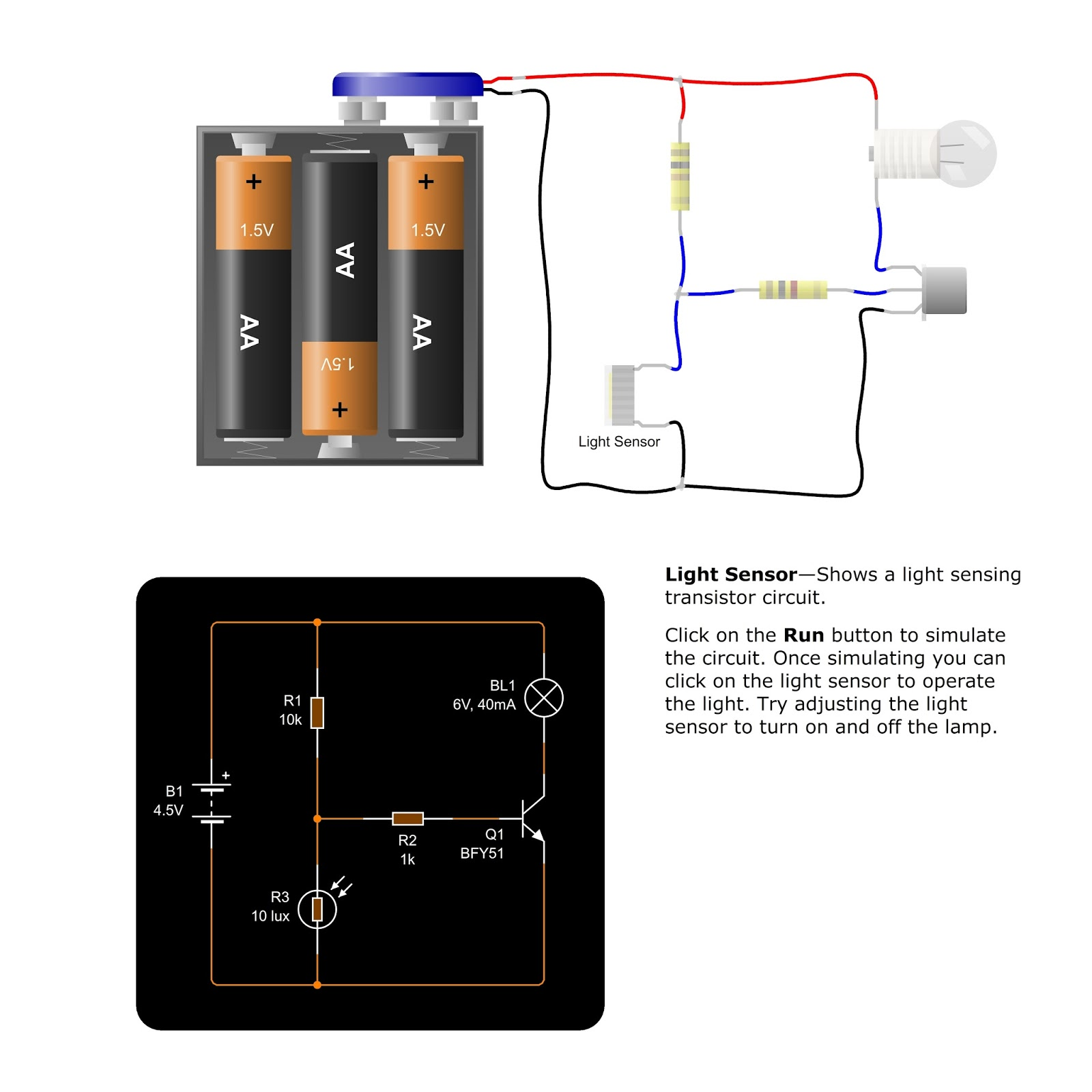 small resolution of the required dc voltage of the ldr circuit is supplied from a bridge rectifier circuit or a battery