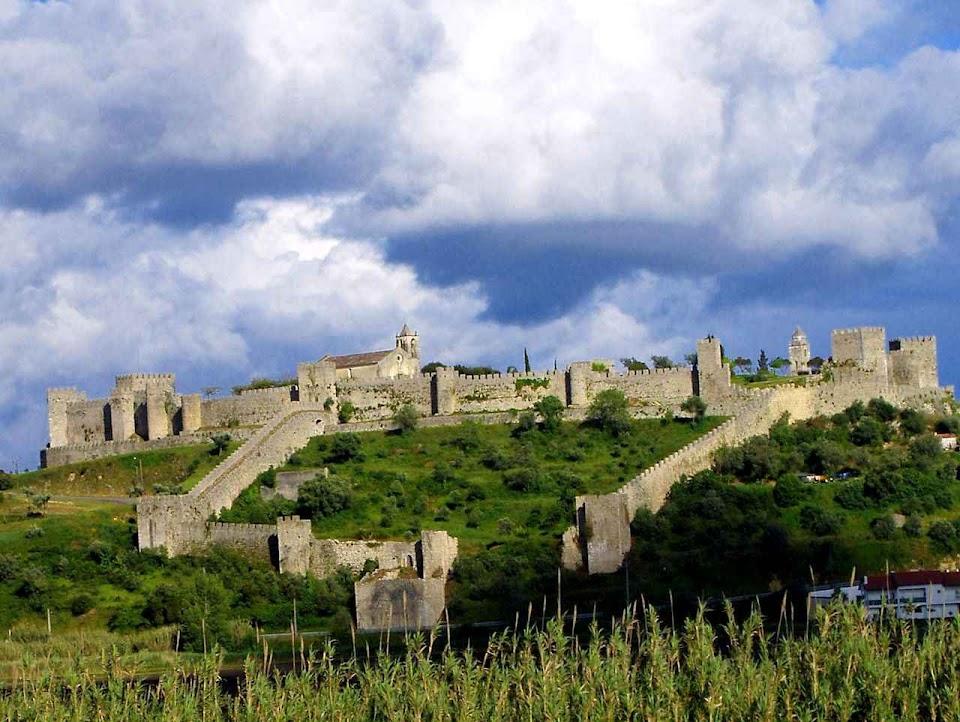 A fortaleza de Montemor-o-Velho: visão de conjunto