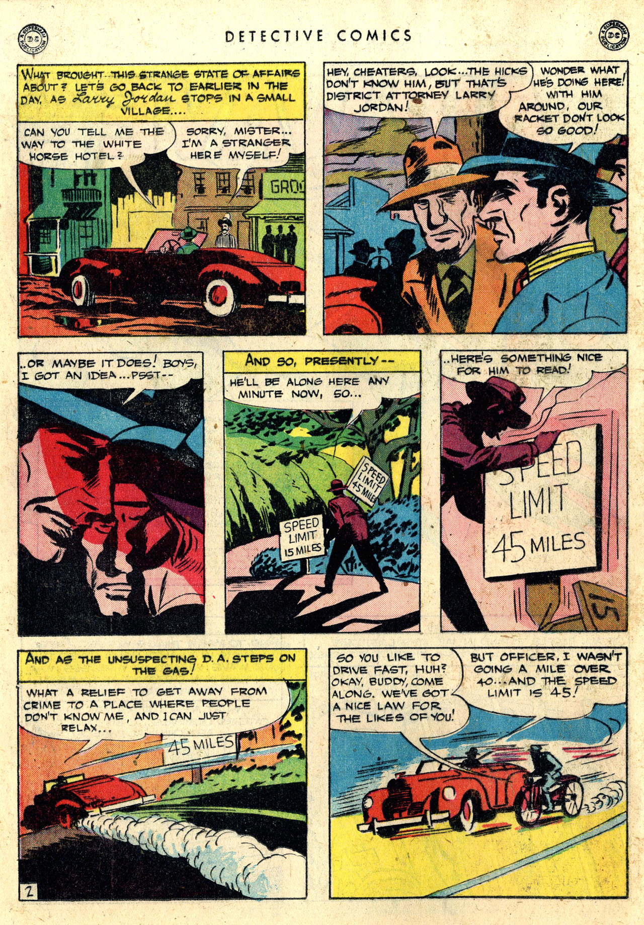 Read online Detective Comics (1937) comic -  Issue #112 - 18