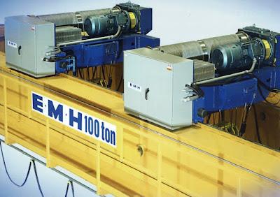 EMH Cranes 100 t