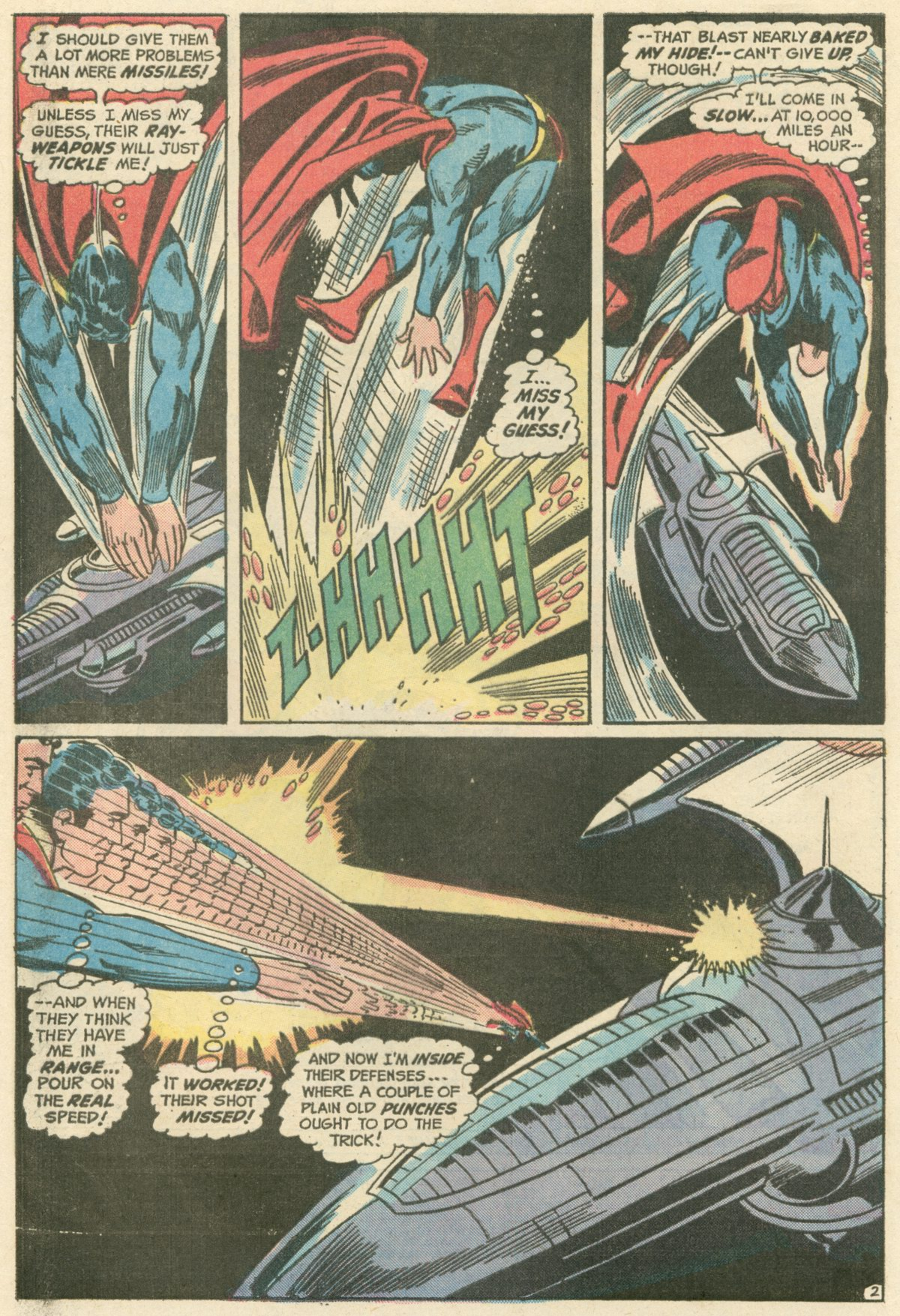 Read online World's Finest Comics comic -  Issue #211 - 4