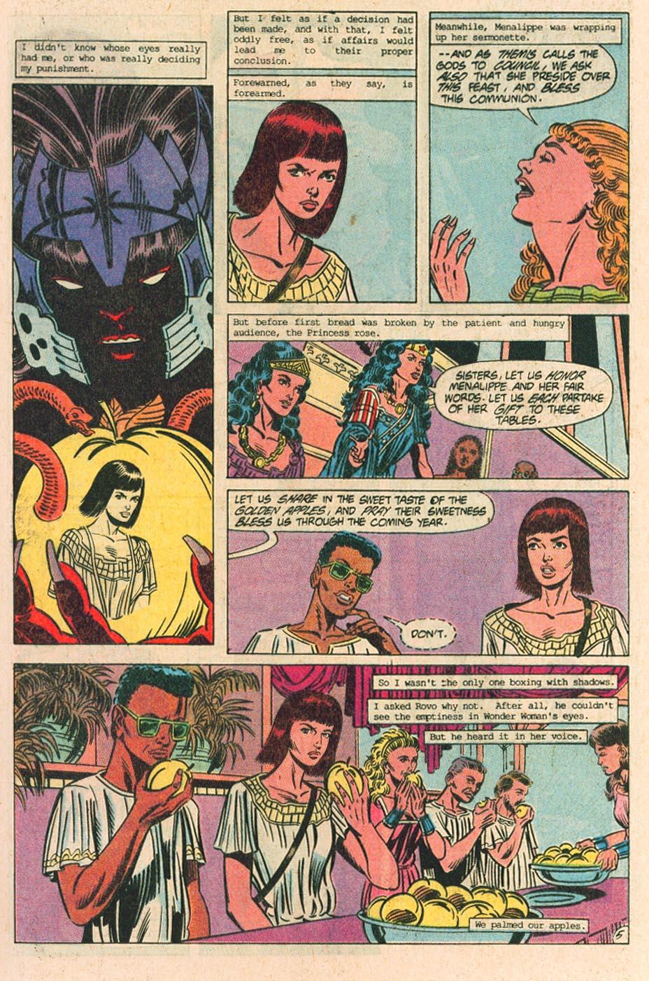 Read online Wonder Woman (1987) comic -  Issue #39 - 7
