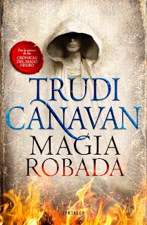 Magia robada de Trudi Canavan