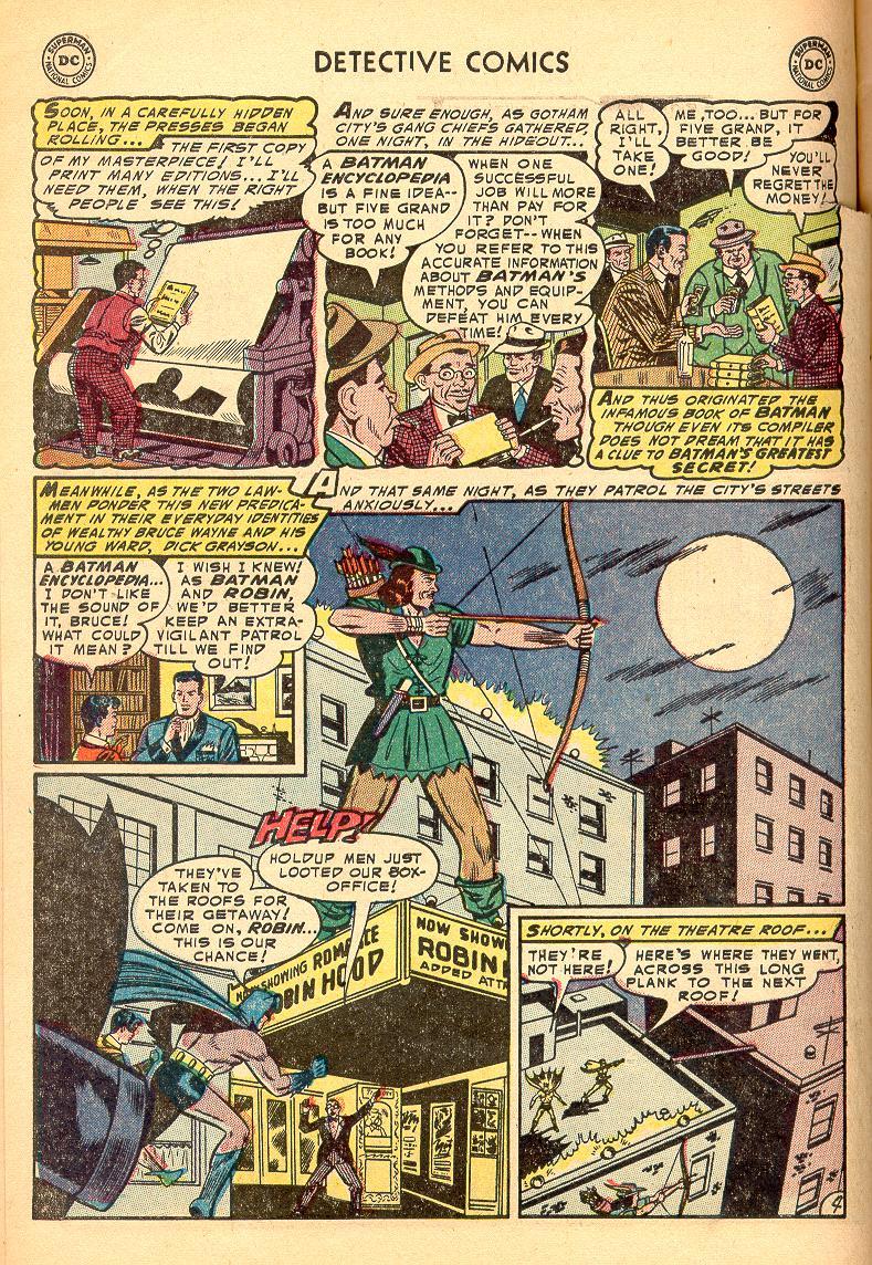Read online Detective Comics (1937) comic -  Issue #214 - 6