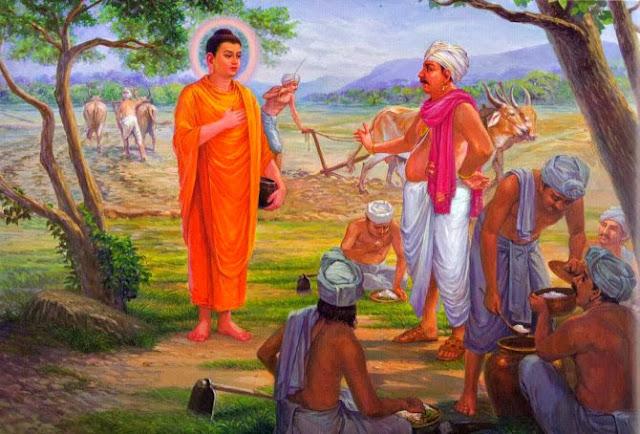 Đạo Phật Nguyên Thủy - Đường Xưa Mây Trắng - Chương 49: Con hãy học hạnh của đất