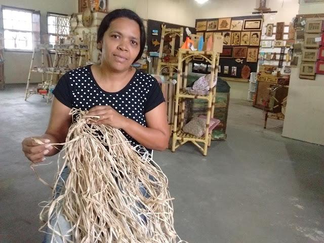 Confira os resultados das oficinas do  Projeto Gerando Renda em Iguape