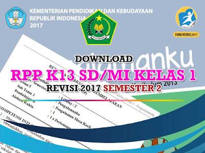 Kali ini admin akan melanjutkan postingan kemarin tentang share file perangkat mengajar R Geveducation:  Download RPP K13  Kelas 1 Revisi 2017 Semester 2 SD/MI