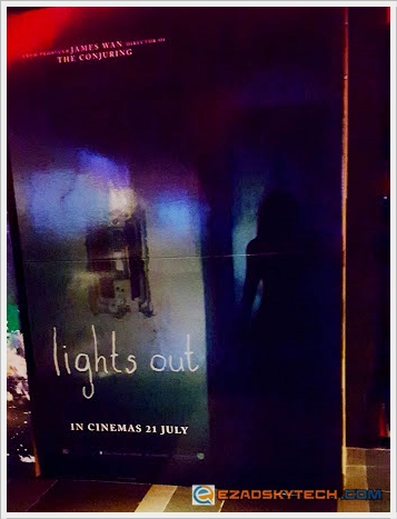 Film Review - Lights Out