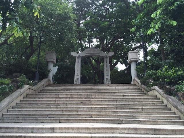 【遊走中環】賞花看動物 香港動植物公園