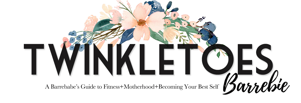 A Barrebabes Guide To Fitness + Motherhood
