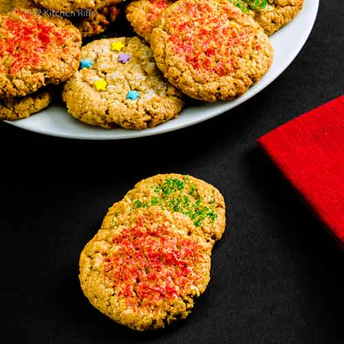 Crunch Drop Cookies