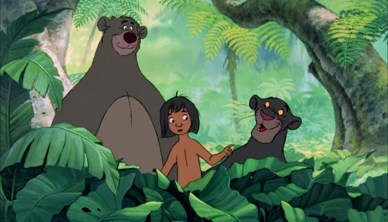 Viidakkokirja Elokuva