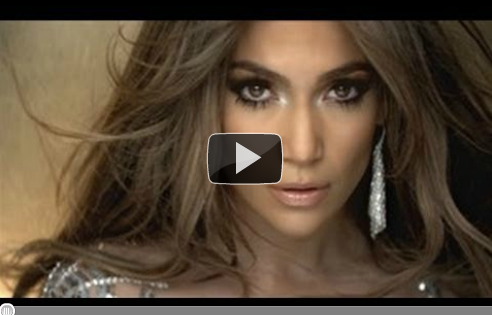 Music Video By Jennifer Lopez Performing