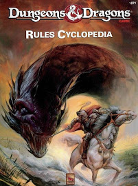 BACK IN PRINT! D&D Rules Cyclopedia