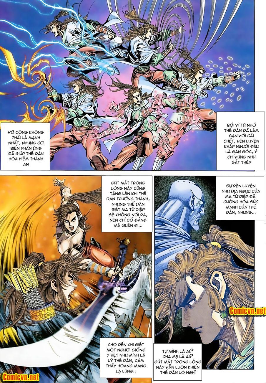 Đại Đường Uy Long chapter 71 trang 3