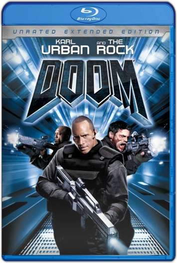 Doom: la puerta del infierno Unrated Extended (2005) HD 1080p Latino