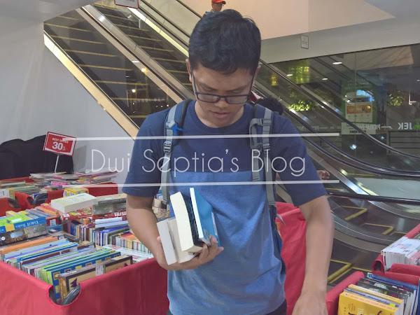 Periplus: Mahalnya Harga Sebuah Buku
