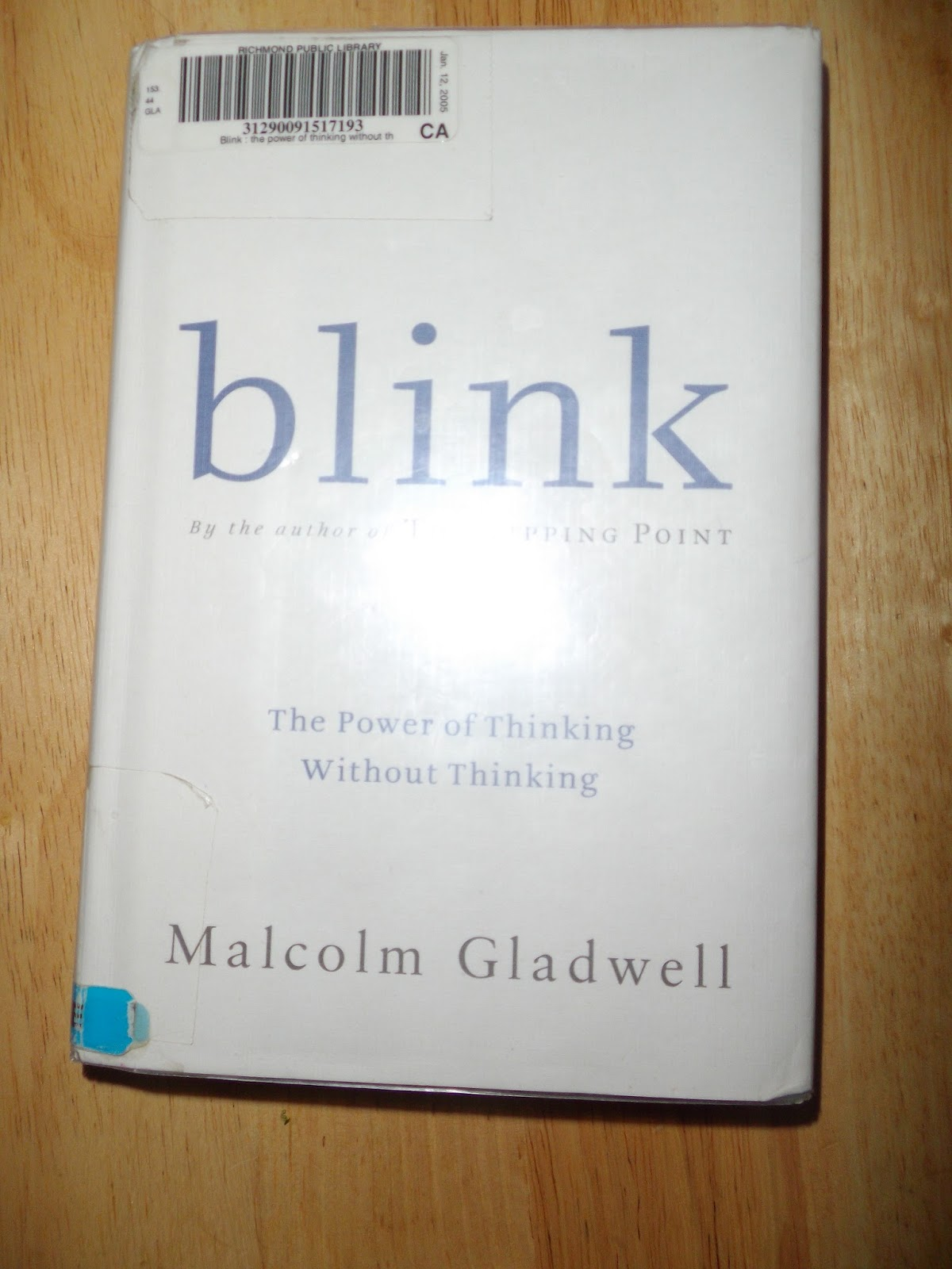 blink malcolm gladwell incomplete idea 12 mind-blowing concepts from malcolm gladwell's bestsellers  the business  of spreading the epidemic of an idea, product or preference.