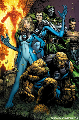 Marvel comics Ultimate Fantastic Four set for 2015 movie reboot