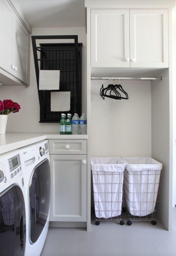 Hogar diez lavaderos de ropa que enamoran for Lavadero exterior