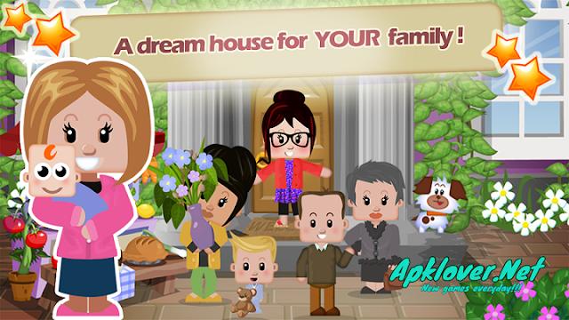 Family House MOD APK