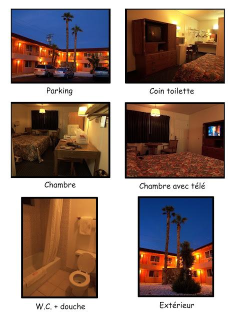 Motel Economy Inn à Barstow