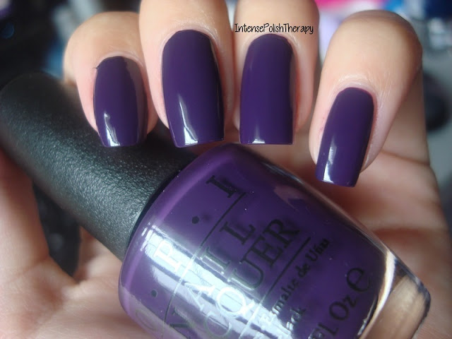 OPI - A Grape Affair