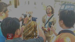 Datangi Polres Bojonegoro, FPD Padangan Tanyakan Kasus Dugaan Penyerobotan Lahan