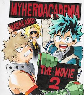 My Hero Academia segundo filme Anunciado
