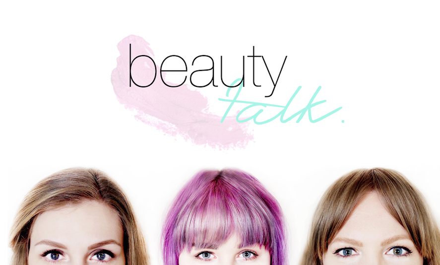 an image of the Beauty Talk Podcast hosts