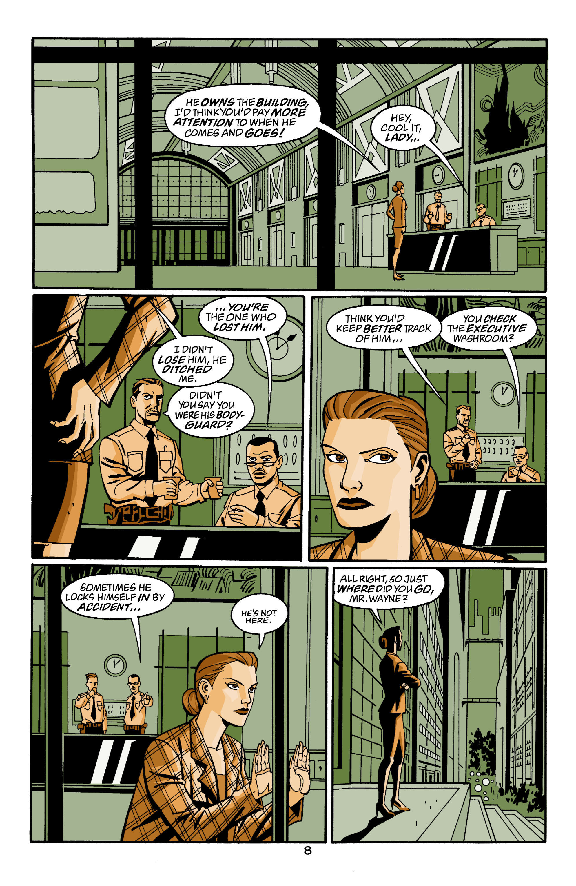 Detective Comics (1937) 752 Page 7