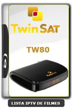 Twinsat TW80 travado Como Fazer Recovery via USB - 29-01-2020