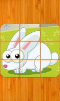 تطبيق Animal Puzzle Games للأندرويد 2019 - صورة لقطة شاشة (2)