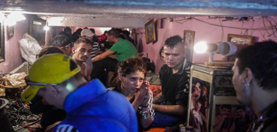 Η υπόγεια πολιτεία του Βουκουρεστίου – Οι άθλιοι που δημιούργησε η Νέα Τάξη Πραγμάτων (εικόνες)