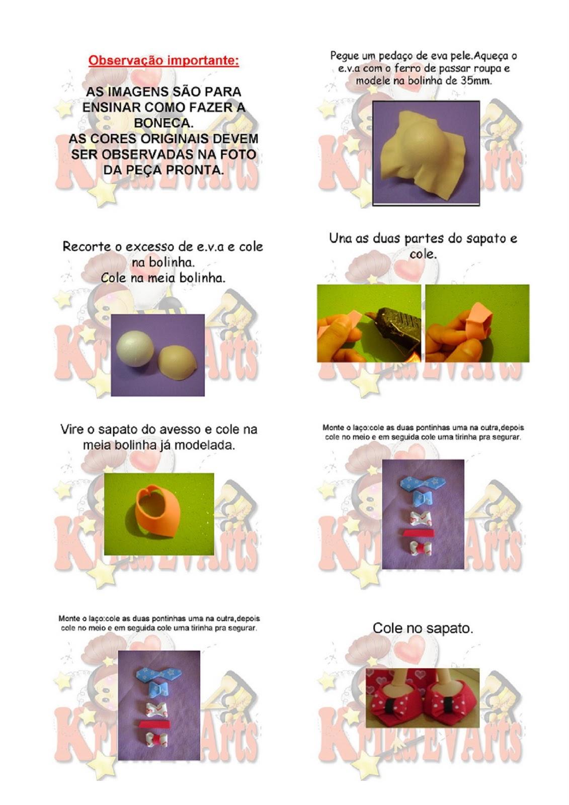 Artesanato com amor...by Lu Guimarães  Eva 33a385a4858