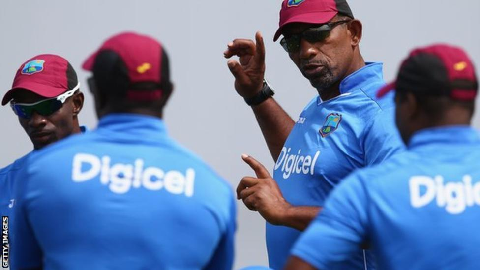 West Indies reinstate coach after he apologises
