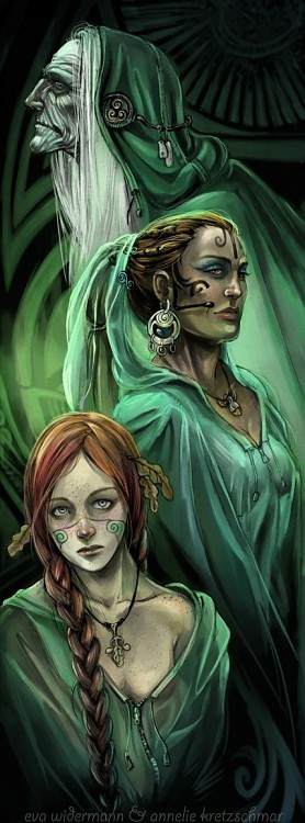 A Day In The Life Of...: The Norns