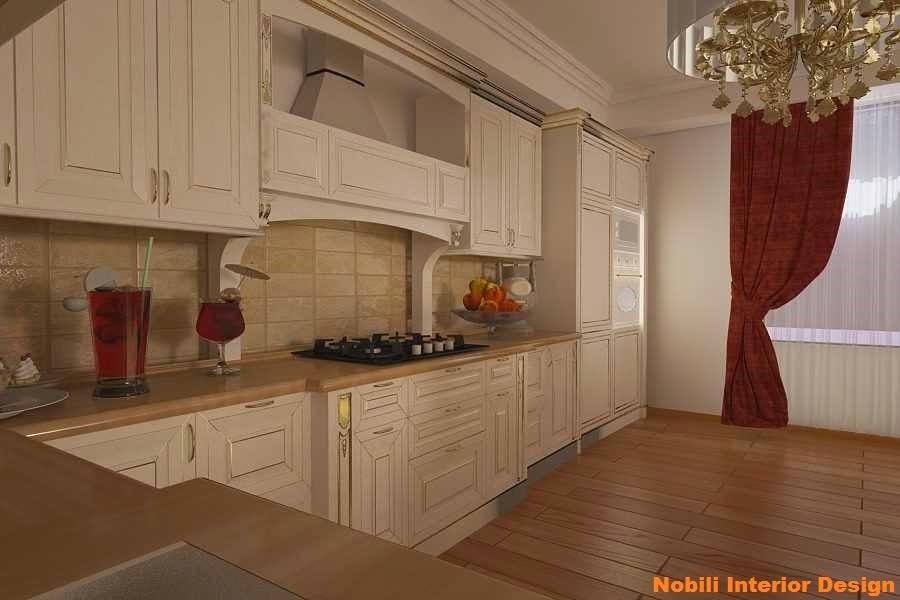 design interior bucatrie de lux