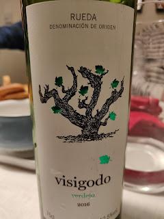 Aldi 2016 Visigodo Rueda Verdejo