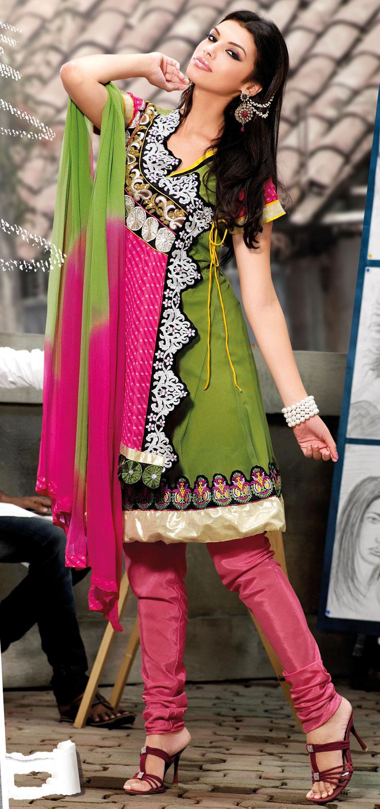 Indian Cultural Shalwar Kameez Dresses Of 2012 Online