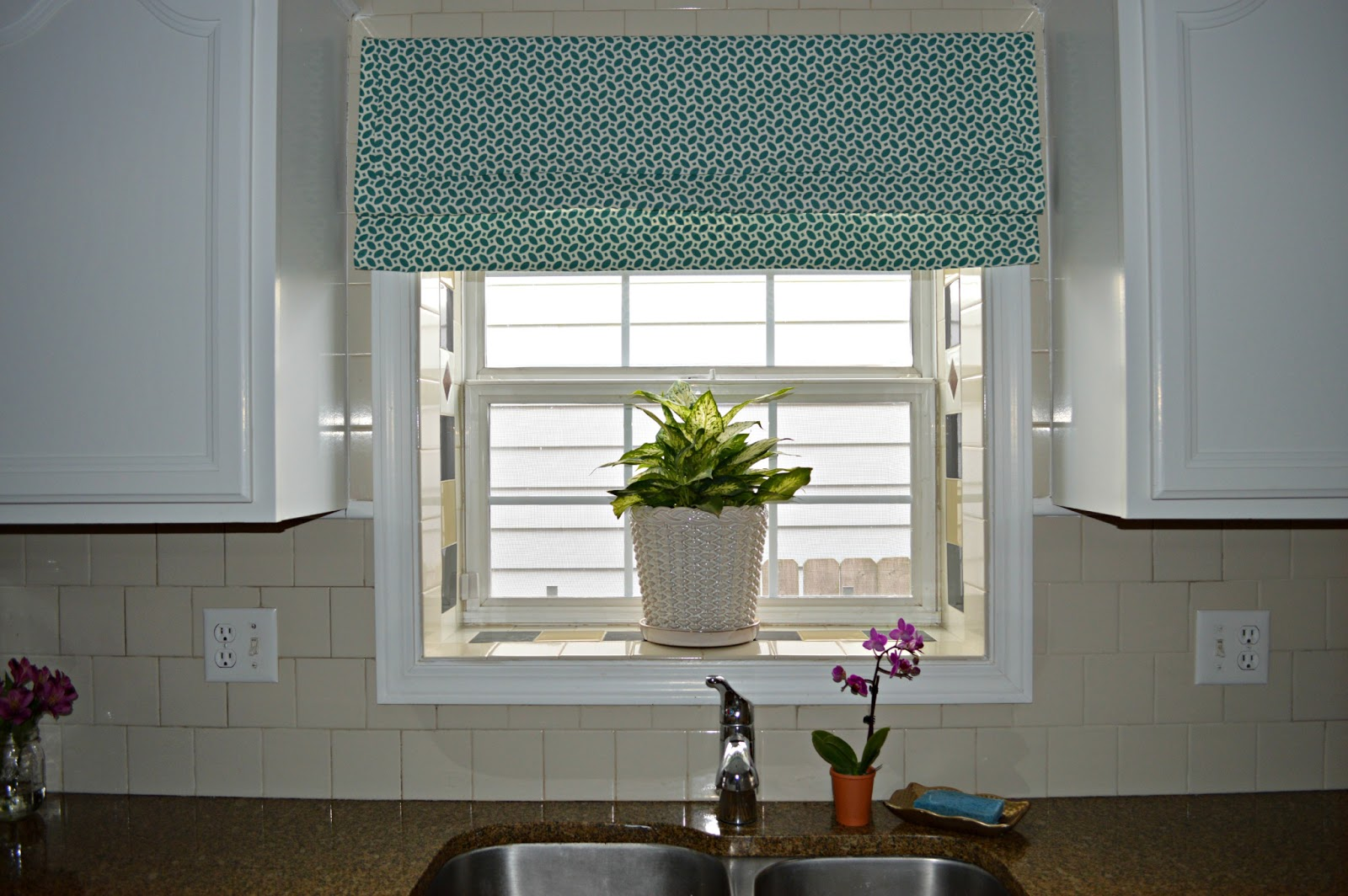 Diy Window Treatments 2017 Grasscloth Wallpaper