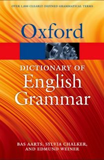 OXFORD - Dictionary Of English Grammar
