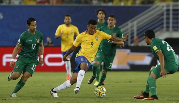 Bolivia vs Brasil EN VIVO por la Clasificatorias