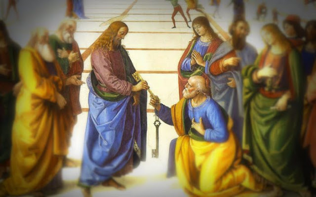 pierre-recoit-les-clef-du-royaume-de-jesus-christ