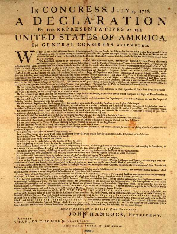 The American Revolution - (Important People)