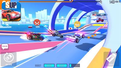لعبة SUP Multiplayer Racing مهكرة للأندرويد، لعبة SUP Multiplayer Racing كاملة للأندرويد